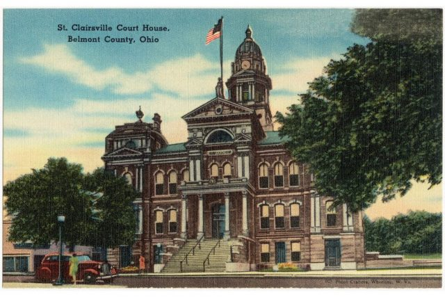 Courthouse Post Card